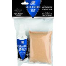 Засіб для чищення накладок Sunflex Cleaner Set (губка+ средство) 125ml