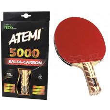 Ракетка Atemi 5000 PRO Balsa-Carbon ECO-Line