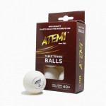 М'ячі ATEMI * 6 штук білі