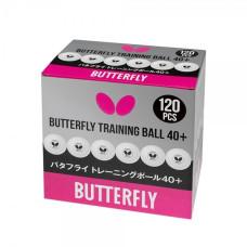 М'яч Butterfly Training Ball 40+ (120шт в уп).