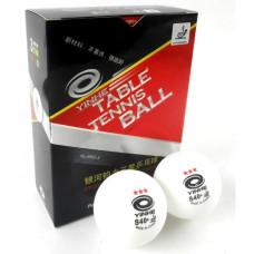 Мячи Yinhe S40+ 3*** ITTF (6шт в уп)