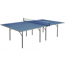 Теннисный стол Gsi Sport Hobby Light Blue