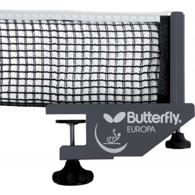 Купить профессиональная сетку для тенниса Butterfly Europa с бесплатной доставкой