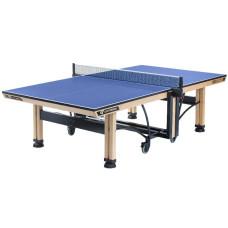 Профессиональный теннисный стол Cornilleau Competition 850 WOOD Blue